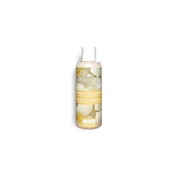 Orientana szampon ajurwedyjski, jasmin i migdalecznik (210 ml)