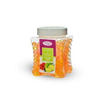 Pachnąca Szafa Pachnące kulki Limonka i Hibiskus (200 g)