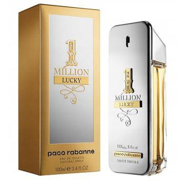 Paco Rabanne – 1 Million Lucky woda toaletowa spray (100 ml)