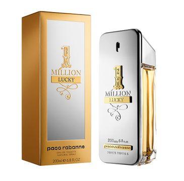 Paco Rabanne 1 Million Lucky woda toaletowa spray (200 ml)