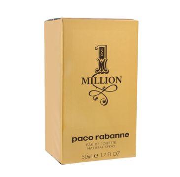 Paco Rabanne 1 Million Men woda toaletowa męska 50 ml