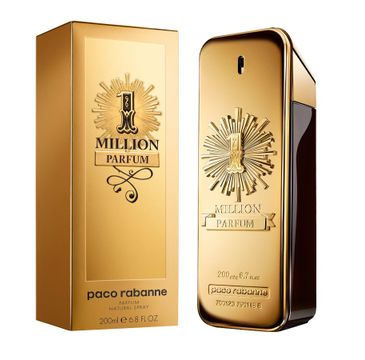 Paco Rabanne 1 Million Parfum perfumy spray (200 ml)