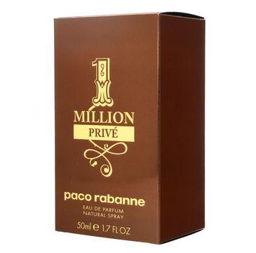 Paco Rabanne 1 Million Prive woda perfumowana męska 50 ml