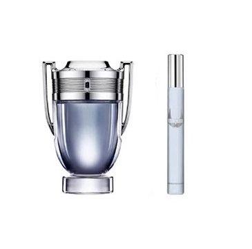 Paco Rabanne Invictus - zestaw woda toaletowa spray (100 ml) + miniaturka wody toaletowej spray (20 ml)