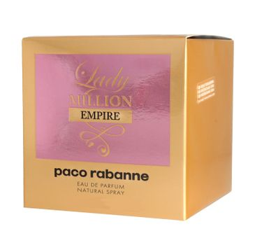 Paco Rabanne – Lady Million Empire Woda Perfumowana (80 ml)