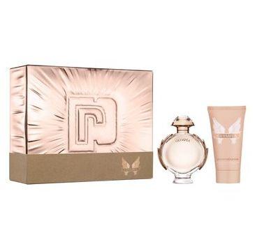 Paco Rabanne – Olympea zestaw woda perfumowana spray 50ml + balsam do ciała 75ml (1 szt.)