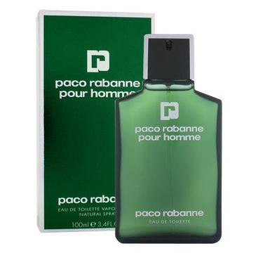 Paco Rabanne Pour Homme woda toaletowa spray 30ml