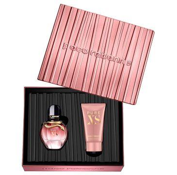 Paco Rabanne – Pure XS For Her zestaw woda perfumowana spray 50ml + balsam do ciała 75ml (1 szt.)