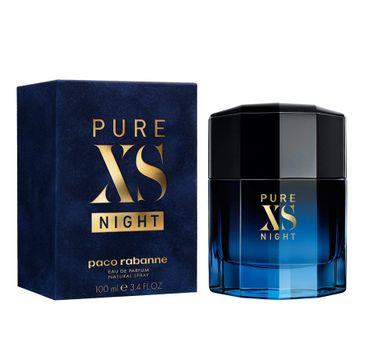 Paco Rabanne – Pure XS Night woda perfumowana spray (100 ml)