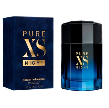 Paco Rabanne – Pure XS Night woda perfumowana spray (150 ml)