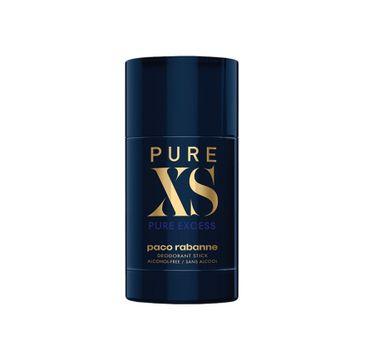 Paco Rabanne Pure XS perfumowany dezodorant sztyft 75ml