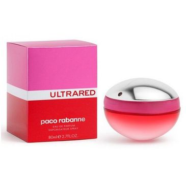 Paco Rabanne Ultrared Woman woda perfumowana spray (80 ml)