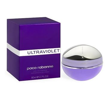 Paco Rabanne Ultraviolet Woman woda perfumowana spray 50ml