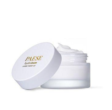 Paese Hydrobase Under Make-up – baza pod makijaż nawilżająco-pielęgnująca (30 ml)