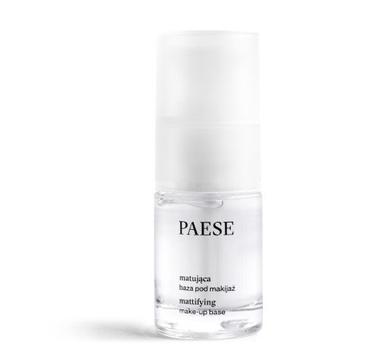 Paese Matująca baza pod makijaż w szkle (15 ml)