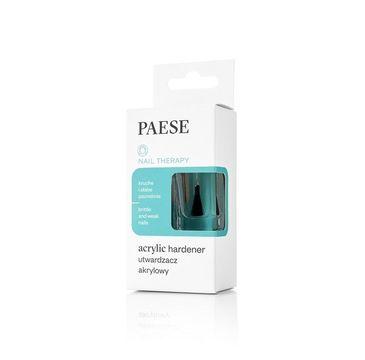 Paese Nail Therapy Acrylic Hardener utwardzacz akrylowy do paznokci (9 ml)