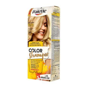 Palette Color Shampoo szampon do każdego typu włosów koloryzujący nr 320 rozjaśniacz 50 ml