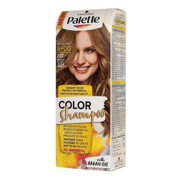 Palette Color Shampoo szampon koloryzujÄ…cy  nr 8-00 Åšredni Blond 1 op.