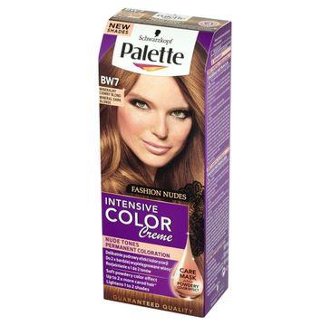 Palette Intensive Color Creme krem do każdego typu włosów koloryzujący nr BW7 mineralny ciemny blond 50 ml