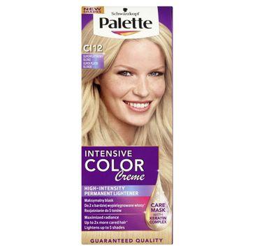 Palette Intensive Color Creme krem do każdego typu włosów koloryzujący nr C I12 superplatynowy blond 50 ml