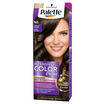 Palette Intensive Color Creme krem do każdego typu włosów koloryzujący nr N5 ciemny blond 50 ml