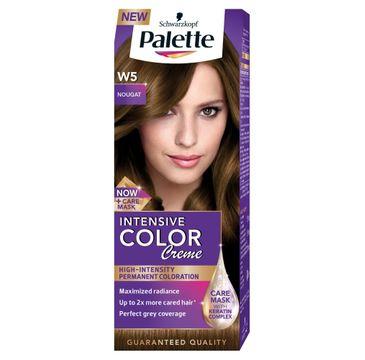 Palette Intensive Color Creme krem do każdego typu włosów koloryzujący nr W5-nugat 50 ml