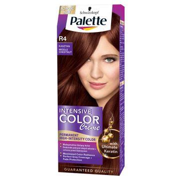 Palette Intensive Color Creme krem do włosów koloryzujący nr R 4 kasztan 100 ml