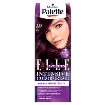 Palette Intensive Color Creme - krem koloryzujący czerwony fiolet (1 szt.)