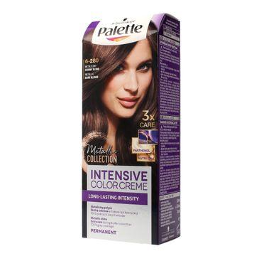 Palette Intensive Color Creme krem koloryzujący nr 6-280 Metaliczny Ciemny Blond 1 op.