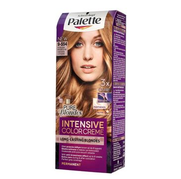 Palette Intensive Color Creme krem koloryzujący nr 9-554 Ekstra Jasny Miodowy Blond 1 op.