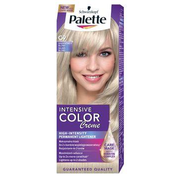 Palette Intensive Color Creme Krem koloryzujący nr C9-srebrzysty blond 50 ml