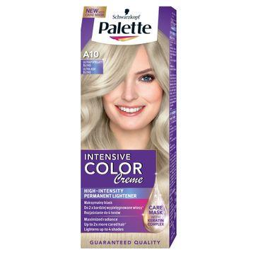 Palette Intensive Color krem do włosów koloryzujący nr A 10 popielaty blond 100 ml