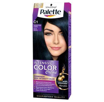 Palette Intensive Color krem do włosów koloryzujący nr C 1 granatowa czerń 100 ml