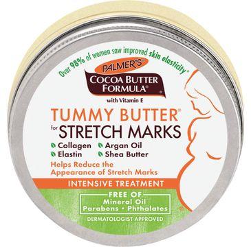 Palmer's – Cocoa Butter Formula Tummy Butter for Stretch Marks masło do pielęgnacji brzucha w czasie ciąży (125 g)