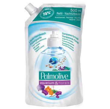 Palmolive Aquarium mydło w płynie do każdego typu skóry nawilżające zapas 500 ml