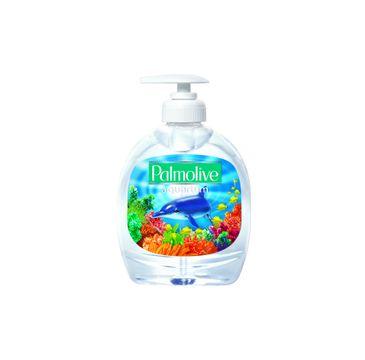 Palmolive Aquarium mydło w płynie z dozownikiem do każdego typu skóry 300 ml
