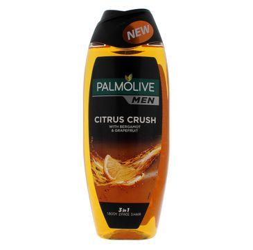 Palmolive Citrus Crush Men żel pod prysznic 3w1 do twarzy włosów i ciała 500 ml