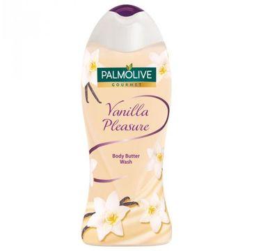 Palmolive Gourmet Vanilla Pleasure żel kremowy pod prysznic waniliowy 500 ml