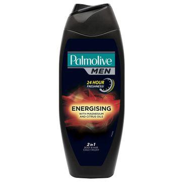 Palmolive Men Energizing żel pod prysznic energetyzujący 500 ml