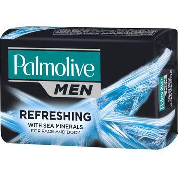 Palmolive Men Refreshing mydło w kostce do każdego typu skóry nawilżające 90 g