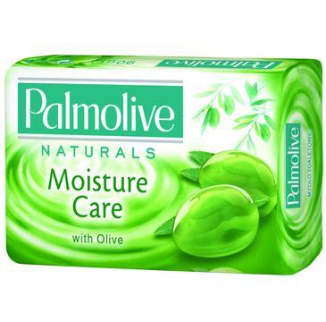 Palmolive Moisture Care mydło w kostce do każdego typu skóry nawilżające oliwka 90 g