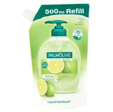 Palmolive mydło kuchenne w płynie Limonka - zapas 500 ml