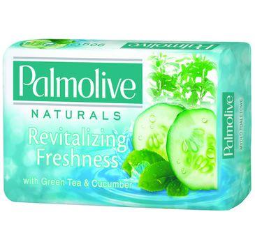 Palmolive mydło w kostce do każdego typu skóry zielona herbata i ogórek 90 g