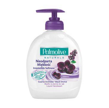 Palmolive mydło w płynie z dozownikiem do każdego typu skóry mleko i orchidea (300 ml)