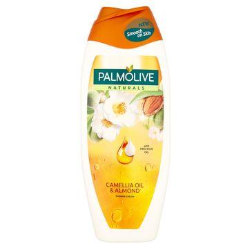 Palmolive Naturals żel pod prysznic z olejkiem kameliowym i ekstraktem z migdała 500 ml