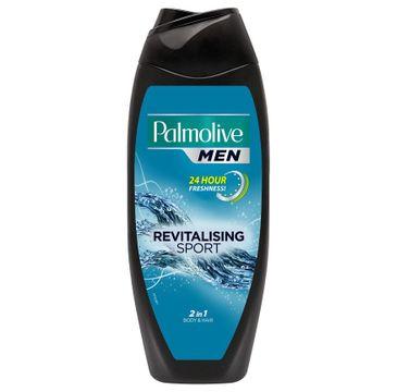 Palmolive Revitalizing Sport żel pod prysznic Men 2w1 pobudzający 500 ml
