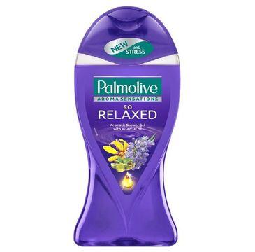 Palmolive So Relaxed żel pod prysznic odżywczy 250 ml