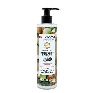 Paloma Body Spa balsam do skóry normalnej nawilżająco-ujędrniający 250 ml