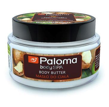 Paloma Body Spa masło do każdego typu skóry odprężająco-ujędrniające 300 ml