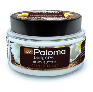 Paloma Body Spa masło do każdego typu skóry wygładzająco-regenerujące 300 ml